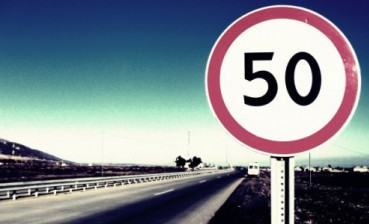 Reduced speed limit goes down to 50 km/h since January 1
