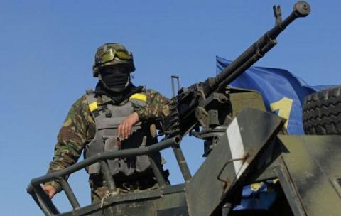 24 hours in Donbas: Seven attacks on Ukrainian positions