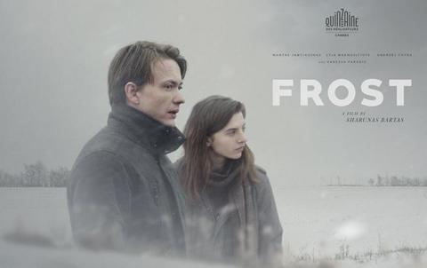 Ukrainian movie Frost about Donbas war to participate in ArteKino Festival