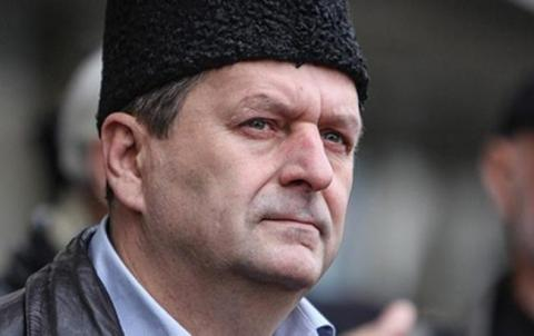 In Crimea Chiygoz was accused of organizing mass riots
