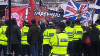 Neo-Nazi case: Two men plead not guilty to terror charge