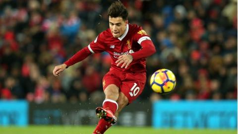 Philippe Coutinho: Liverpool agree?142m deal with Barcelona for Brazil midfielder