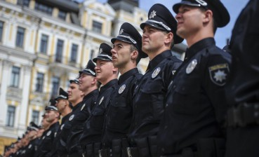 In Kyiv 1,200 policemen to provide order near temples on Christmas