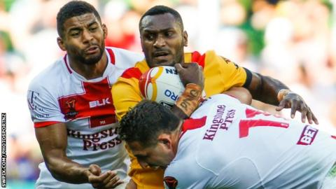 Rugby League player Ottio dies aged 23