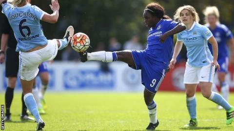 Eniola Aluko: Chelsea striker in talks with Paris St-Germain