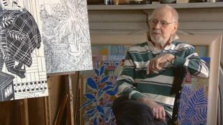 The artist who drew his wife on her deathbed