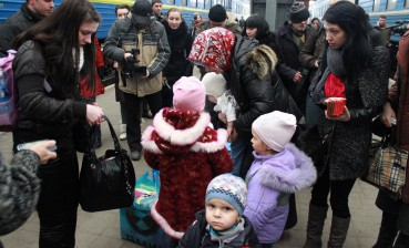 1.5 million of internally displaced persons registered in Ukraine