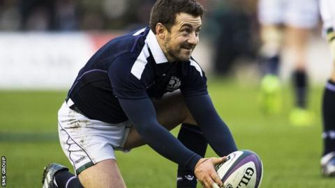Six Nations: Scotland returns for Greig Laidlaw & Scott Lawson