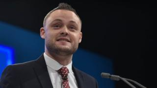 Tory MP Ben Bradley