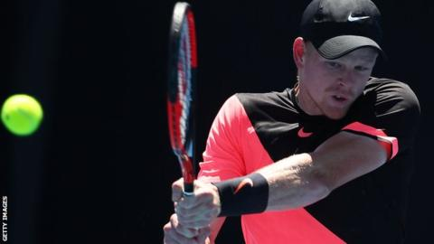 Australian Open 2018: Kyle Edmund beats Denis Istomin to reach third round