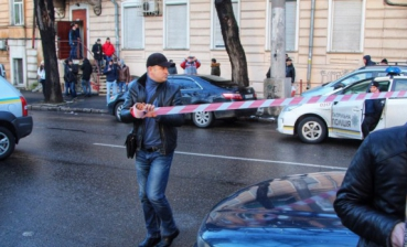 Policeman wounded in Odesa shooting died in hospital