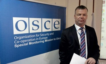 Alexander Hug to visit Donbas on January 21-25, - OSCE