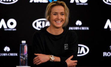 Five reasons why Elina Svitolina will win Australian Open 2018