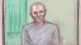Barry Bennell trial: Coach 'used Darth Vader grip' on witness