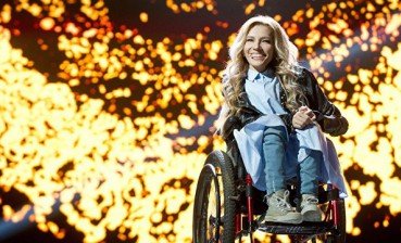Russia confirms intention to send Samoylova to Eurovision, - video