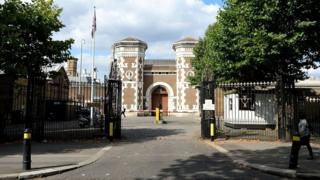 Inmate stabbed to death in Wormwood Scrubs prison