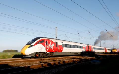 Richard Branson blames Network Rail delays for 'torpedoing' viability of East Coast franchise