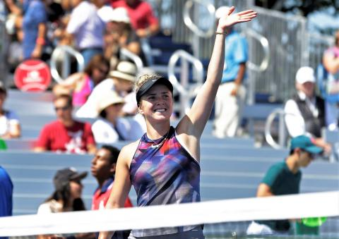 Tennis: Svitolina wins Brisbane International tournament