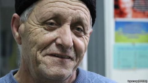 Ukraine demands from Russia to release Crimean Tatar activist