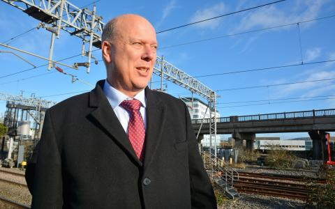 Network Rail chief nears end of the line as pressure mounts over pay and performance