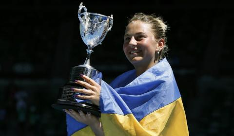 Tennis: 15-y.o. Ukrainian becomes youngest participant of Australian Open