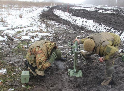 Day in Donbas: Militants used grenade launchers and machine guns in Donetsk region