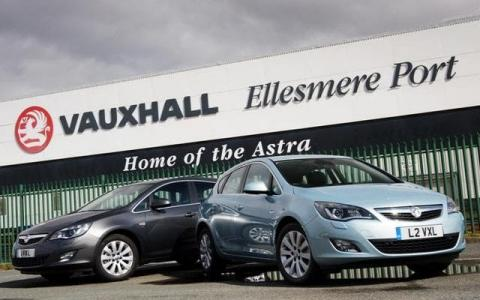 Vauxhall owner PSA enjoys sales surge but UK market stalls