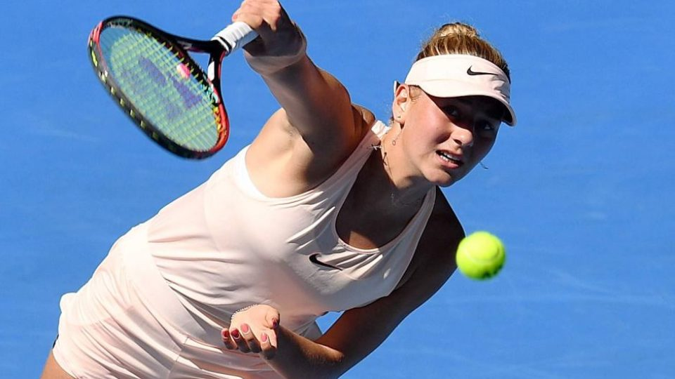 Tennis Ukrainian Kostyuk Gets Into Itf Finals In Australia News