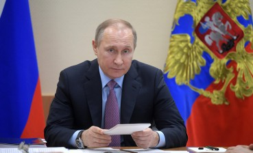 Putin ratified agreement on unrecognized South Ossetian army integrating into Russian army