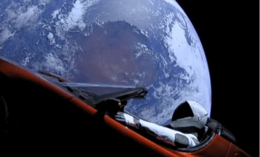 Elon Musk's Tesla overshot Mars' orbit and is headed to the asteroid belt