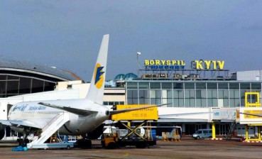 Ukrainian Airport Boryspil takes third place in Europe in growth of passenger flow