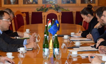 Ukraine's Foreign Ministry agrees upon ways of implementing language article of education law with Hungarian counterparts