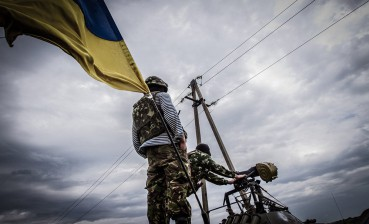 Militants shell in Donbas from mortars, one soldier wounded