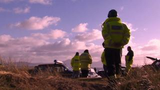 Two bodies found on Malltraeth beach in Anglesey identified