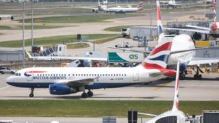 Man dies in Heathrow Airport vehicle crash