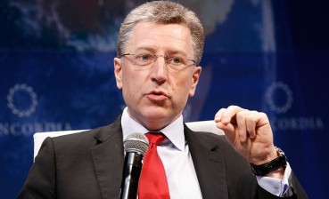 Russian-speaking people in Donbas can be defended by UN peacekeepers, - Volker