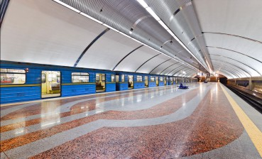 Six metro stations closed in Kyiv because of bomb threats