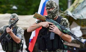 Two Donbas militants from Russia blown up by their own mine
