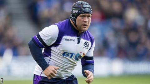 Six Nations 2018: Scotland add six players to squad for England match