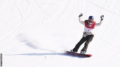 Winter Olympics: Anna Gasser wins women