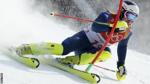 Winter Olympics: Andre Myhrer wins men