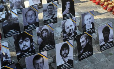 Act on Heavenly Hundred Heroes memorial in Ukraine came into force