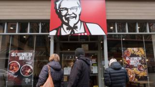 More KFC outlets reopen as chicken chaos eases