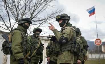 Ukrainian Army HQ: 200 Russian officers arrive to occupied Donbas