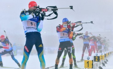 Winter Olympics 2018: Ukrainians failed biathlon relay, Belarus won