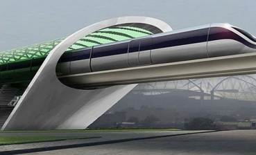 Infrastructure minister announces Hyperloop test site to be built in Dnipro