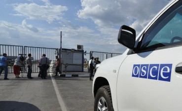 OSCE mission reports almost 500 explosions in 24 hours in Donbas