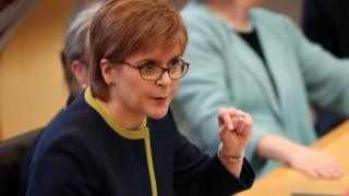 Nicola Sturgeon rejects offer in Brexit devolution row