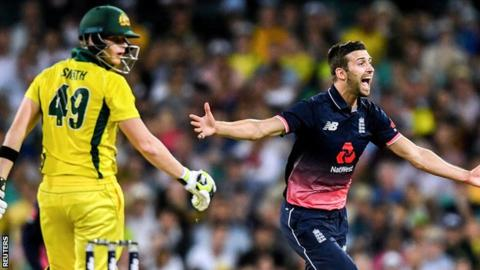 New Zealand v England: Mark Wood trains before second ODI
