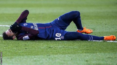 Neymar: Paris St-Germain